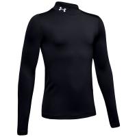 Under Armour Boys' Coldgear Mock Long-Sleeve Shirt