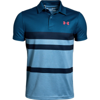 Under Armour Boys' Vanish Engineered Polo