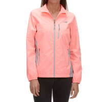 New Balance Women's Poly Dobby Mock Neck Jacket