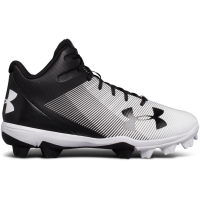 Under Armour Kids' Leadoff Mid Rm Jr. Baseball Cleats