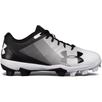 Under Armour Kids' Ua Leadoff Low Rm Jr. Baseball Cleats