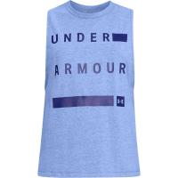 Under Armour Women's Linear Wordmark Muscle Tee
