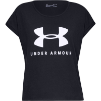 Under Armour Women's Short-Sleeve Graphic Sportstyle Fashion Shirt