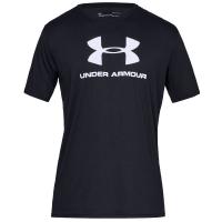 Under Armour Men's Short-Sleeve Sportstyle Logo Tee