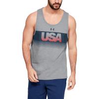 Under Armour Men's Ua Usa Tank Top