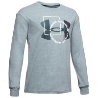Under Armour Boys' Sportstyle Long-Sleeve Shirt