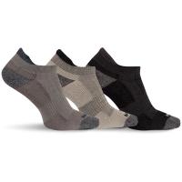 Merrell Men's Cushioned Low Cut Tab Socks