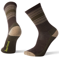 Smartwool Men's Hike Striped Light Crew Socks