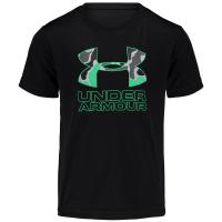Under Armour Boys' Diverge Logo Short-Sleeve Tee