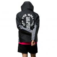 Vans' Guys' Off The Wall Distort Anorak Jacket