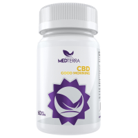 Medterra Good Morning Cbd Soft Gel Capsules