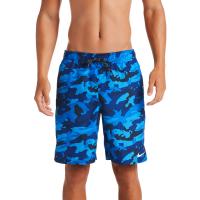 """Nike Men's Camo Vital 9"""" Swim Trunks"""