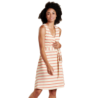 Toad & Co. Women's Cue Wrap Sleeveless Dress - Size S