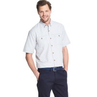 G.h. Bass & Co. Men's Bluewater Bay Fisherman's Short-Sleeve Shirt