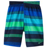 "Nike Boys' Linen Breaker 8"" Volley Swim Trunks"