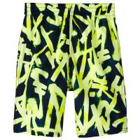 "Nike Boys' Glow 8"" Volley Swim Shorts"
