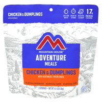 Mountain House Chicken & Dumplings Freeze-Dried Meal
