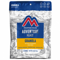 Mountain House Granola W/ Milk & Blueberries Freeze-Dried Meal