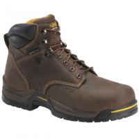 Carolina Men's 6 In. Waterproof Insulated Broad Toe Work Boots, 2E Width