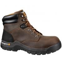 Carhartt Men's 6 In. Comp Toe Work-Flex Work Boots