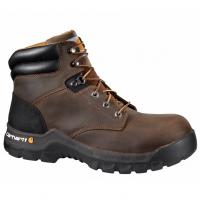 Carhartt Men's 6-Inch Rugged Flex Non-Safety Toe Work Boots, Brown