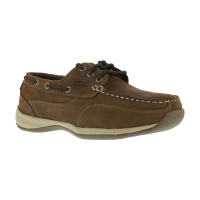 Rockport Works Men's Sailing Club Shoes, Wide