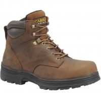 Carolina Men's 6 In. Steel Toe Work Boots - Wide Width