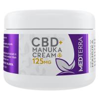 Medterra 125 Mg Cbd Manuka Healing Cream, 1 Oz.