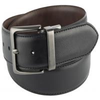 Levi's Men's 38Mm Reversible Leather Belt With Logo Shank