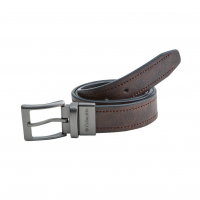 Columbia Men's Reversible Logo Buckle Belt