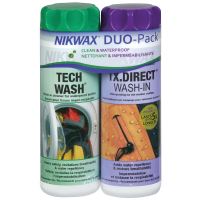 Nikwax Tech Wash/tx.direct Weatherproofing