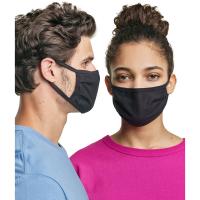 Hanes Face Masks, 5-Pack