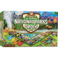 Master Piece Puzzle Co. National Parks-Opoly Junior