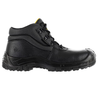 Dunlop Men's North Carolina Mid Steel Toe Work Boots