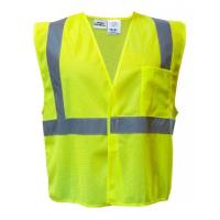 Utility Pro Wear Men's High Visibility Vest