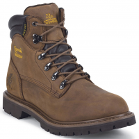 Chippewa Men's 6 In. Waterproof Lace Up Boots