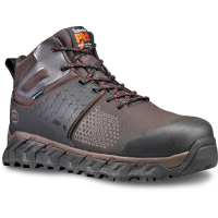 Timberland Pro Men's 6 In. Ridgework Composite Toe Waterproof Work Boots