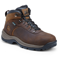Timberland Pro Men's 5 In. Flume Hiker Waterproof Steel Toe Work Boots
