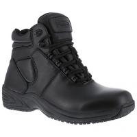 """Grabbers Men's Fastener Soft Toe 6"""" Sport Boot, Black"""