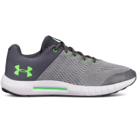 Under Armour Big Boys' Grade School Ua Pursuit Running Shoes, Wide