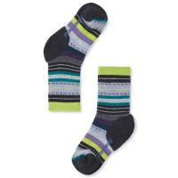 Smartwool Kids' Hike Medium Margarita Crew Socks