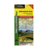 photo: National Geographic Lake Placid/High Peaks Map - Adirondack National Park