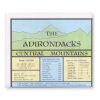 photo: Adirondack Maps Central Mountains Map