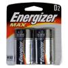 Energizer D Batteries, 2-Pack