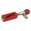 Planet Bike Red Zeppelin Inflator With Two 16 G Cartridges