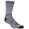 Ems Men's Fast Mountain Lightweight Merino Wool Crew Socks, Khaki