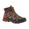 Merrell Men's Capra Mid Sport Gtx Hiking Boots, Light Grey/red