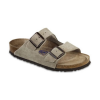 Birkenstock Men's Arizona Soft Taupe Sandals