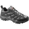 Merrell Men's Moab Waterproof Hiking Shoes, Beluga, Wide
