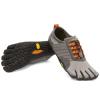 Vibram Fivefingers Men's Trek Ascent Barefoot Shoes, Grey